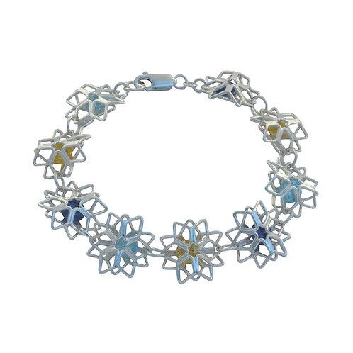 Amond Dual Link Bracelet