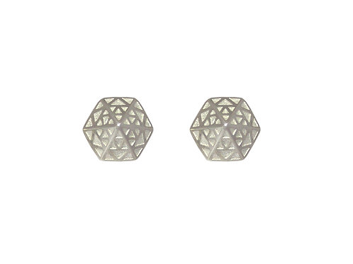 Triangles Studs Small