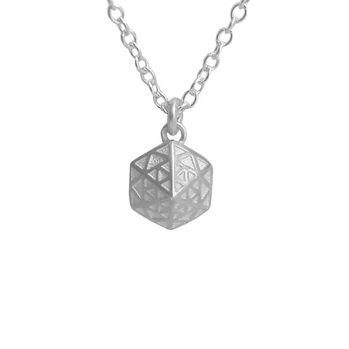 Triangles Pendant Small