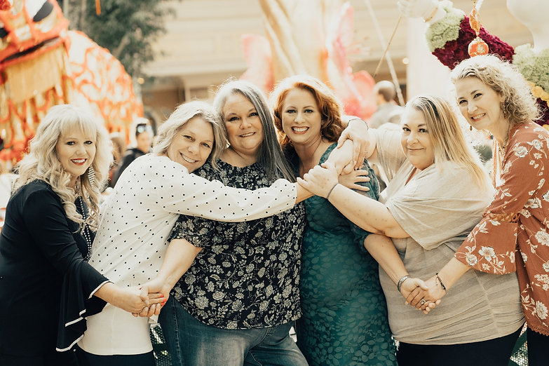 Ultimate group travel experience, girls trip