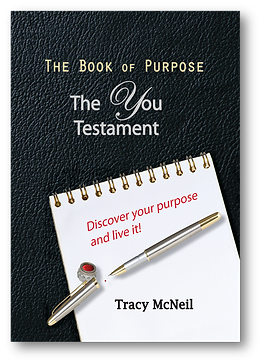 The Book of Purpose The You Testament - Tracy McNeil