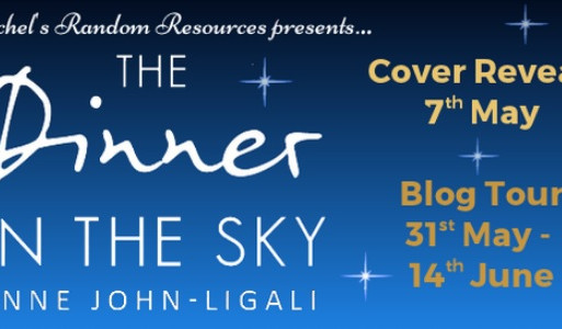 The Dinner in the Sky Cover Reveal
