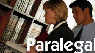Paralegal 求職心得