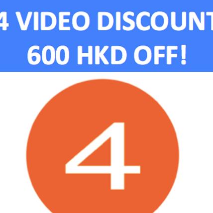 4 VIDEO FULL NOTE EXAM PACKAGE! 600 HKD OFF!