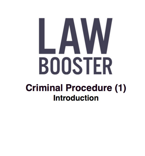 criminal procedures pcll conversion full note exam question answer