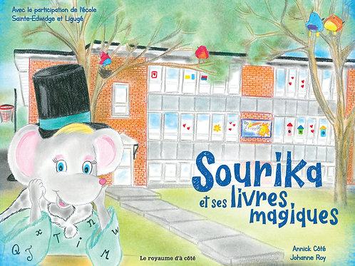 Sourika et ses livres magiques
