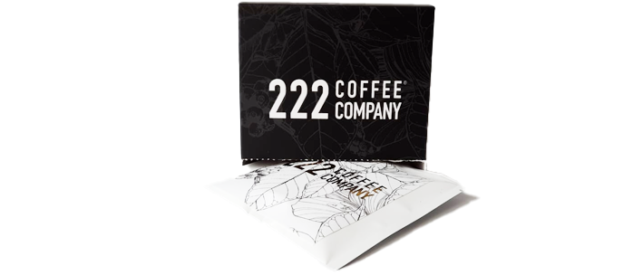 Dripp Coffee 222 - 12 unidades