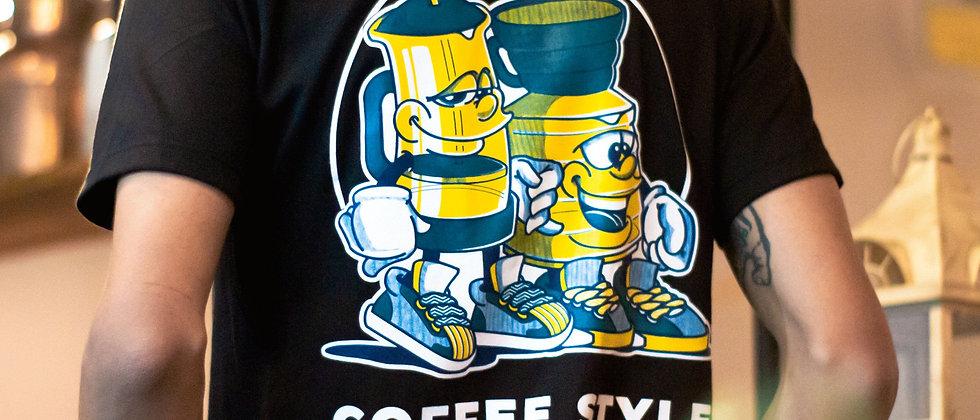 Camiseta - Coffee Style