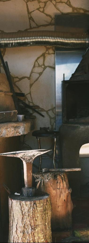 chaufferie / atelier