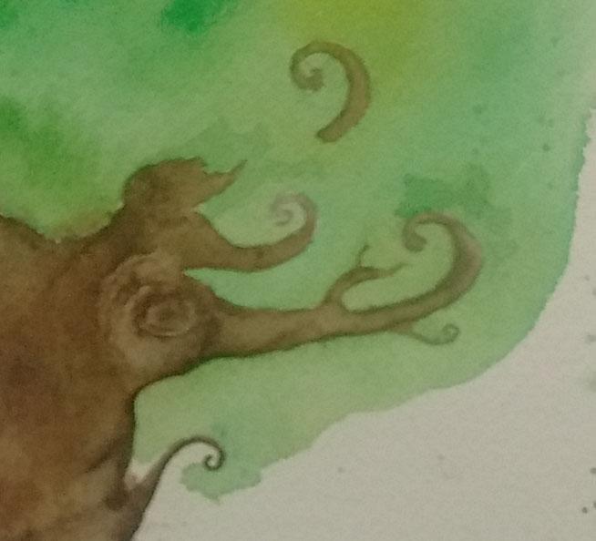 L'arbre à spirales