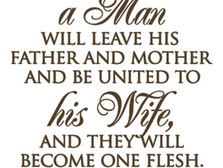 Ephesians 5:31-33 - The Biblical Foundation of Marriage