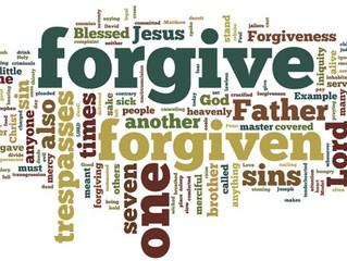 Ephesians 5:31-33 - Forgiveness, the key to a long and joyful marriage
