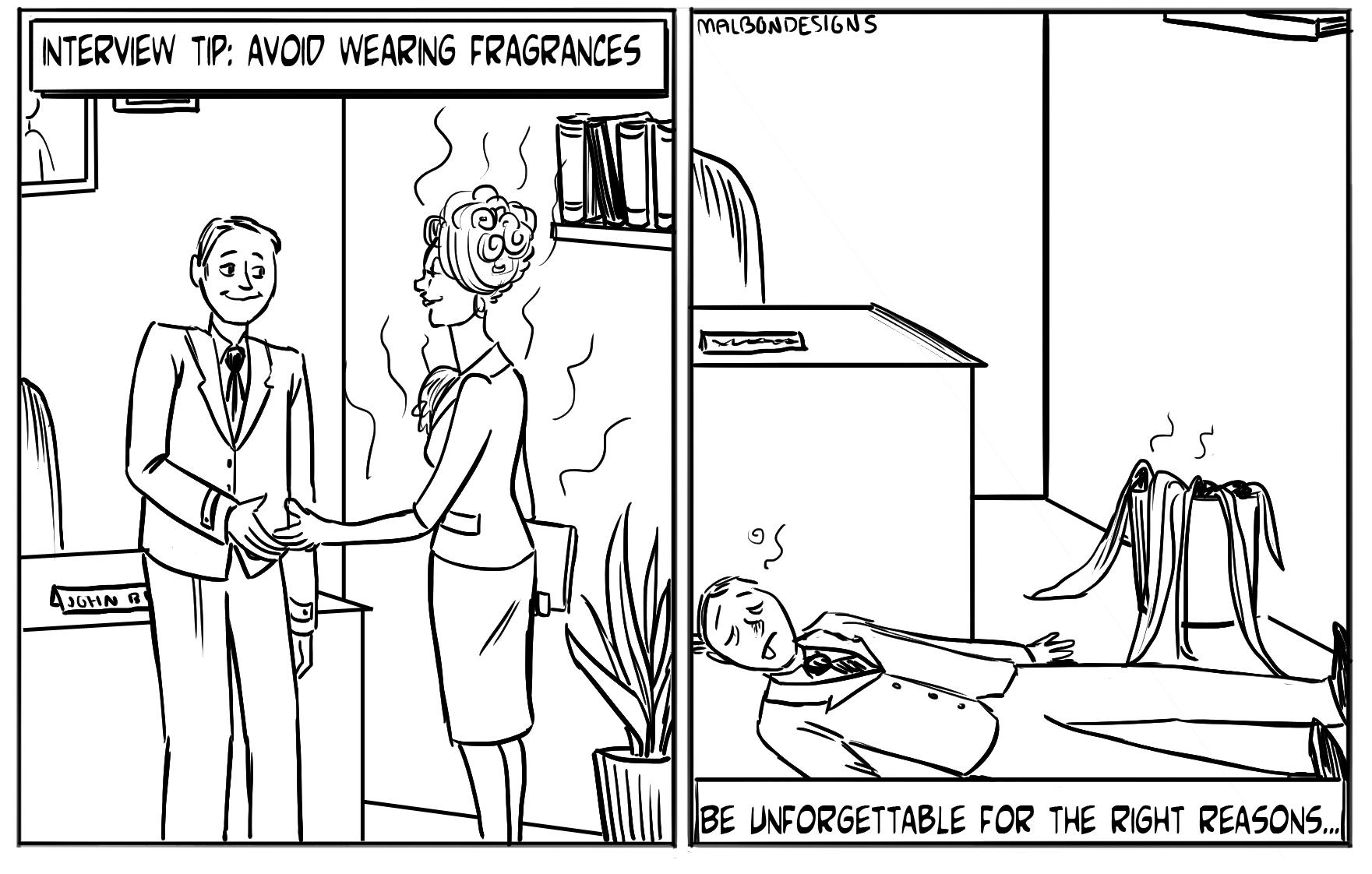 Avoid Fragrances
