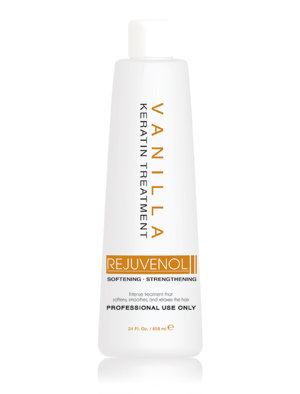 24oz Rejuvenol Keratin Vanilla Treatment