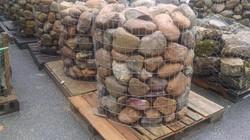 Brown Boulders