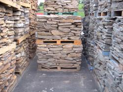 Honey Gold Wall Stone