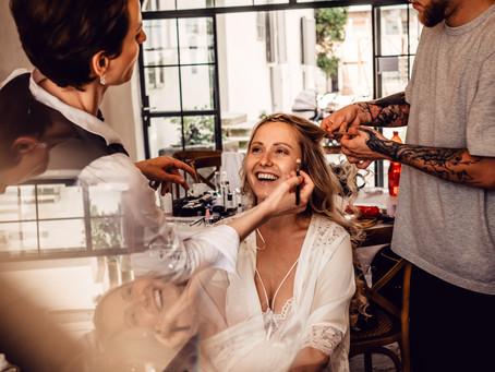 Все что нужно знать о свадебном макияже: как выбрать визажиста?