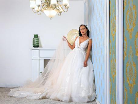 Как найти свадебное платье мечты и не испортить себе настроение?