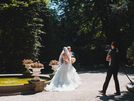 Видеограф на свадьбе: про стоимость и необходимость