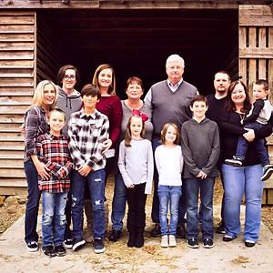 Jennifer Condra & Family