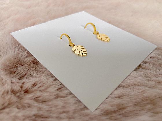 Montera Leafs Earrings