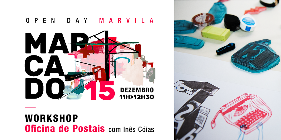 Oficina de postais // 10 €