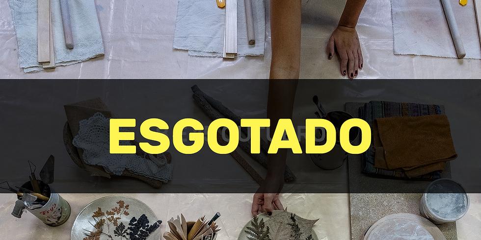 Workshop de Cerâmica * Texturas // 45€