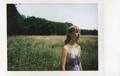 Mass Lee - Dear Eden Polaroid