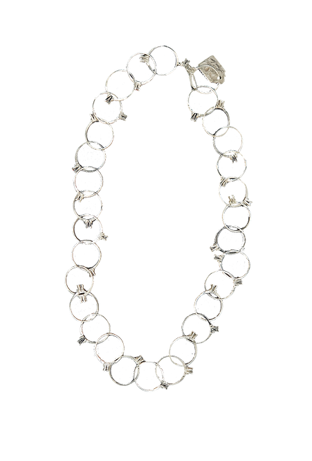 """""""31 Rings"""" Necklace"""