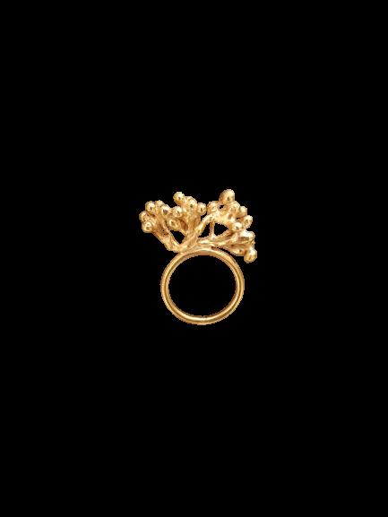 "Mass Lee  - Dear Eden - ""Rubella"" Ring"