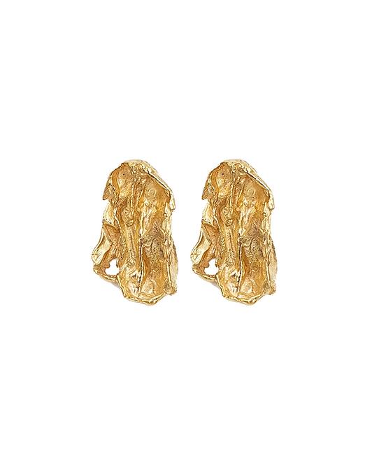 """""""Tulipa Petal"""" Earrings"""