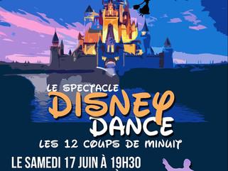RDV au spectacle le 17 et 18 juin à Sion!