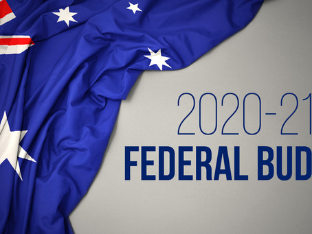Federal Budget 20/21 - Tax