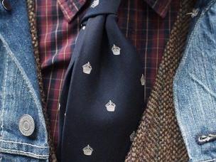 Clothing Combination #4 – A Sports Jacket / Heavy Coat + A Denim Jacket