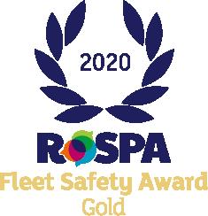 ROSPA Fleet Safety Award