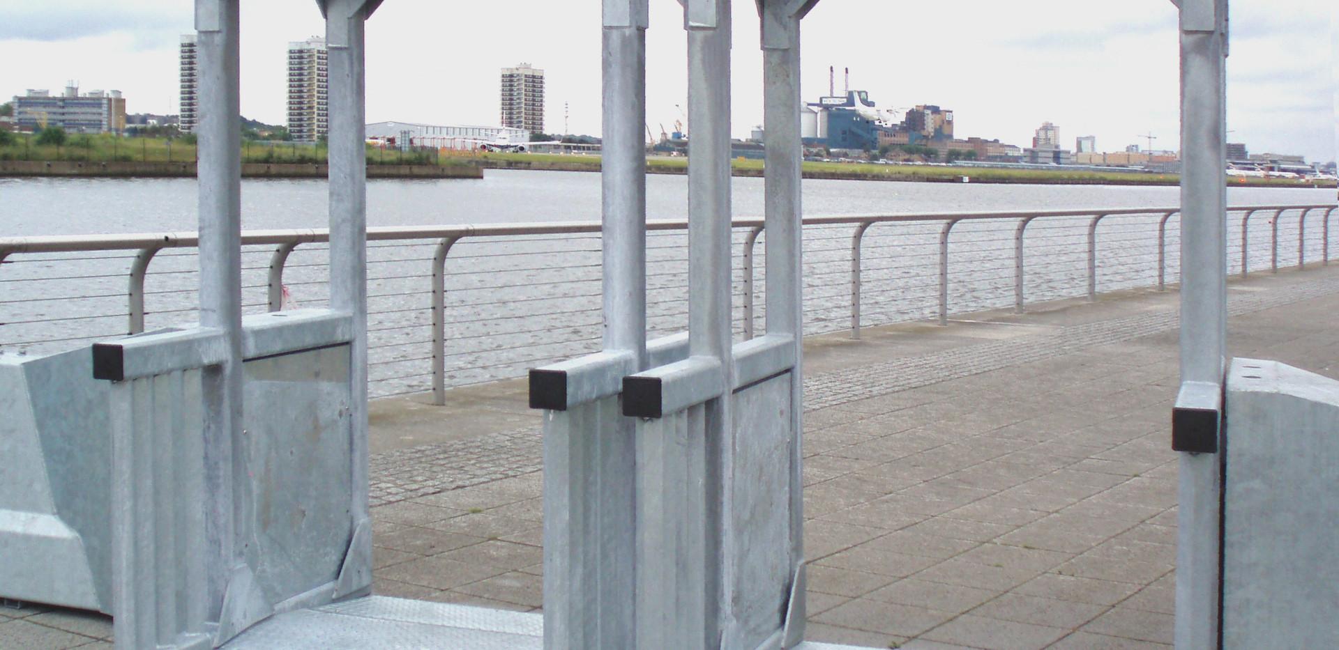 SecureGuard Pedestrian Portal