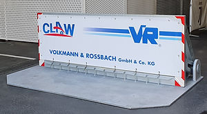 CLAW Mobile HVM Barrier