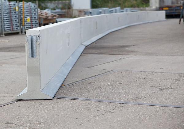 HC 350 Concrete Barrier