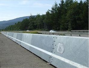 BG800 barrier