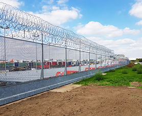 Secure Guard Fencing