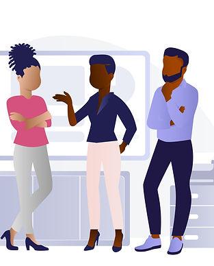 Group of Black Millennials at Office.jpg