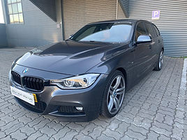 BMW 320 D TOURING PACK M 190cv FULL LED