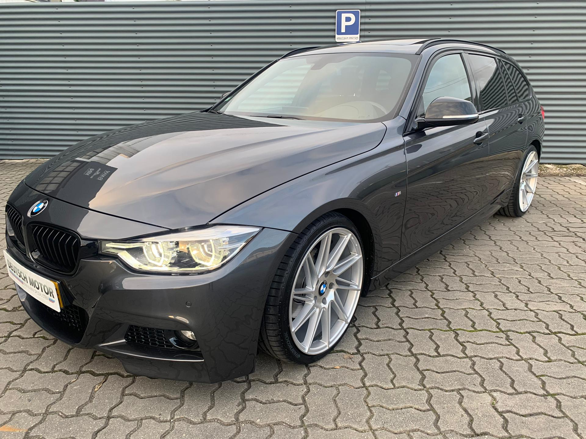 BMW 320 D Touring Auto Pack M Panor