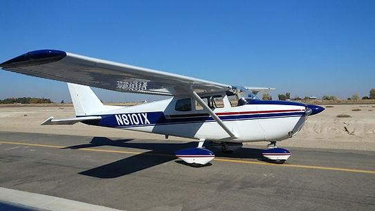 1961 Cessna 172