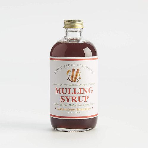 Wood Stove Kitchen Mulling Syrup