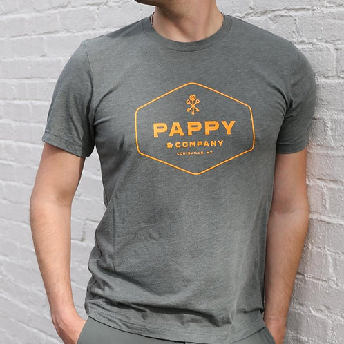 Pappy Short Sleeve Logo Shirt