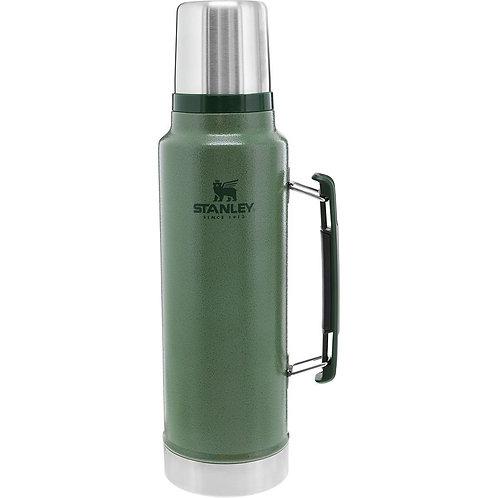 Stanley Classic Legendary Bottle - Hammertone Green