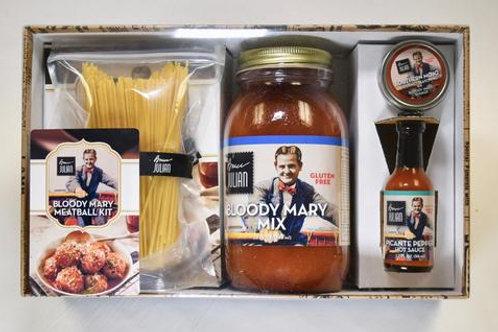 Bloody Mary Meatball Kit - Bruce Julian Heritage Foods