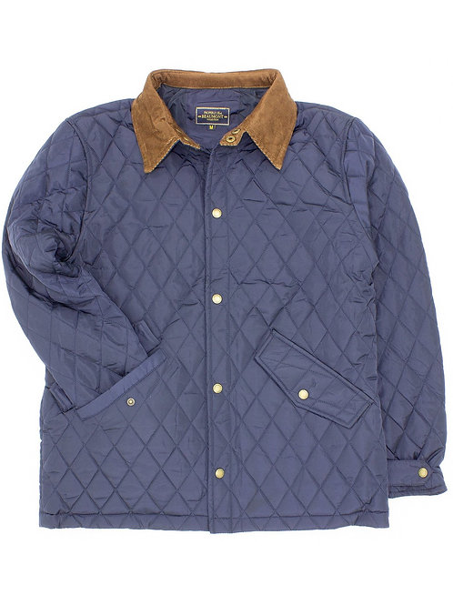 Properly Tied Beaumont Jacket - Navy Blue