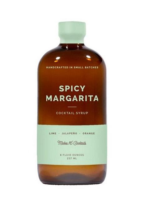 W&P Craft Spicy Margarita Cocktail Syrup